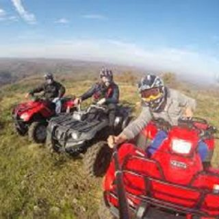Extreme Adventure with ATV