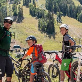 Mountain Bike instructor and guide